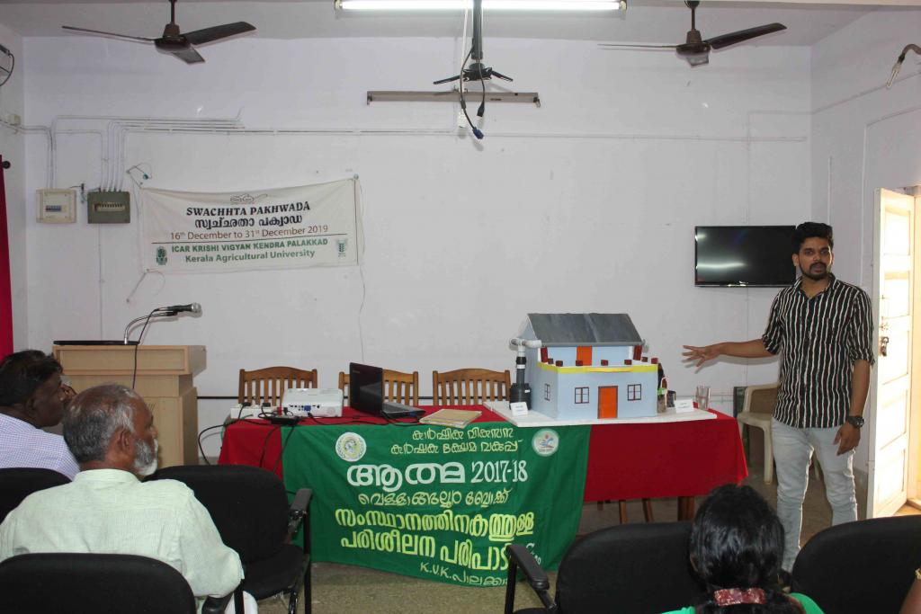 awareness of water harvesting system
