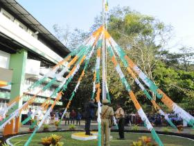Republic Day Celebrations 2020 at KAU