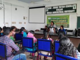ASCI skill Training 'Nursery Worker'