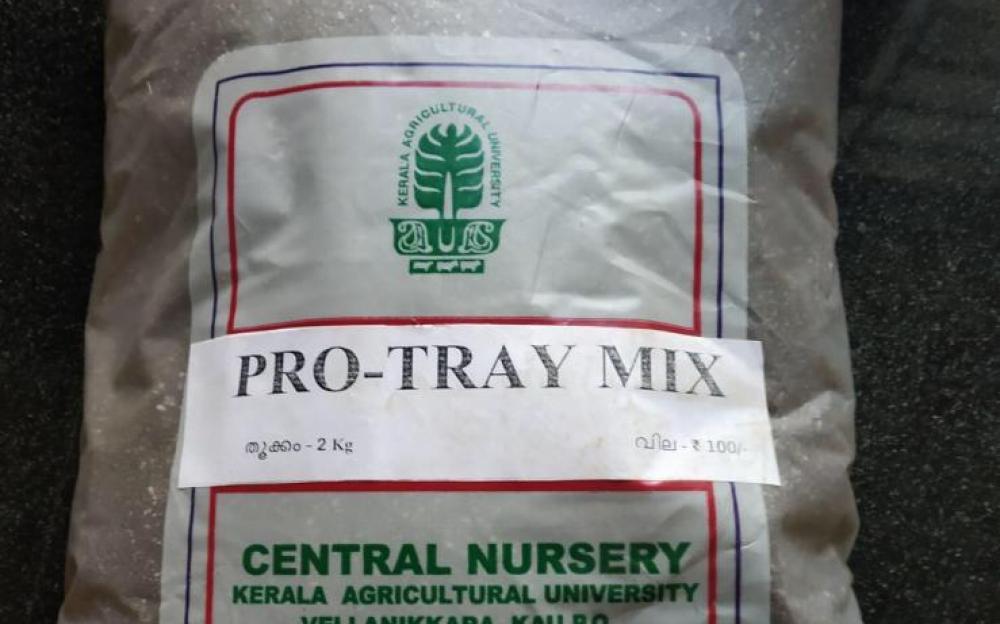 Pro-tray mix