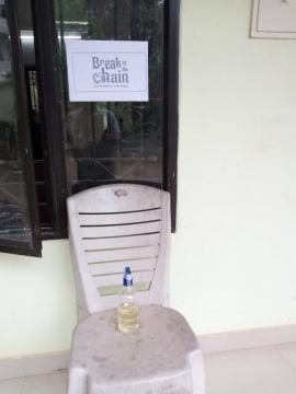 Break the chain initiative