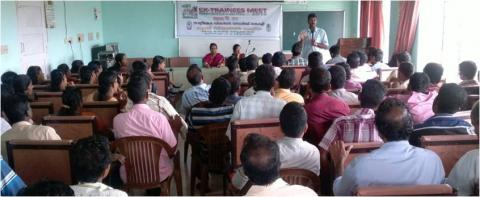 Ex-trainees Meet