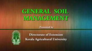 Embedded thumbnail for മണ്ണിലെ പ്രശ്നങ്ങളും പരിഹാരങ്ങളും (General Soil Management)